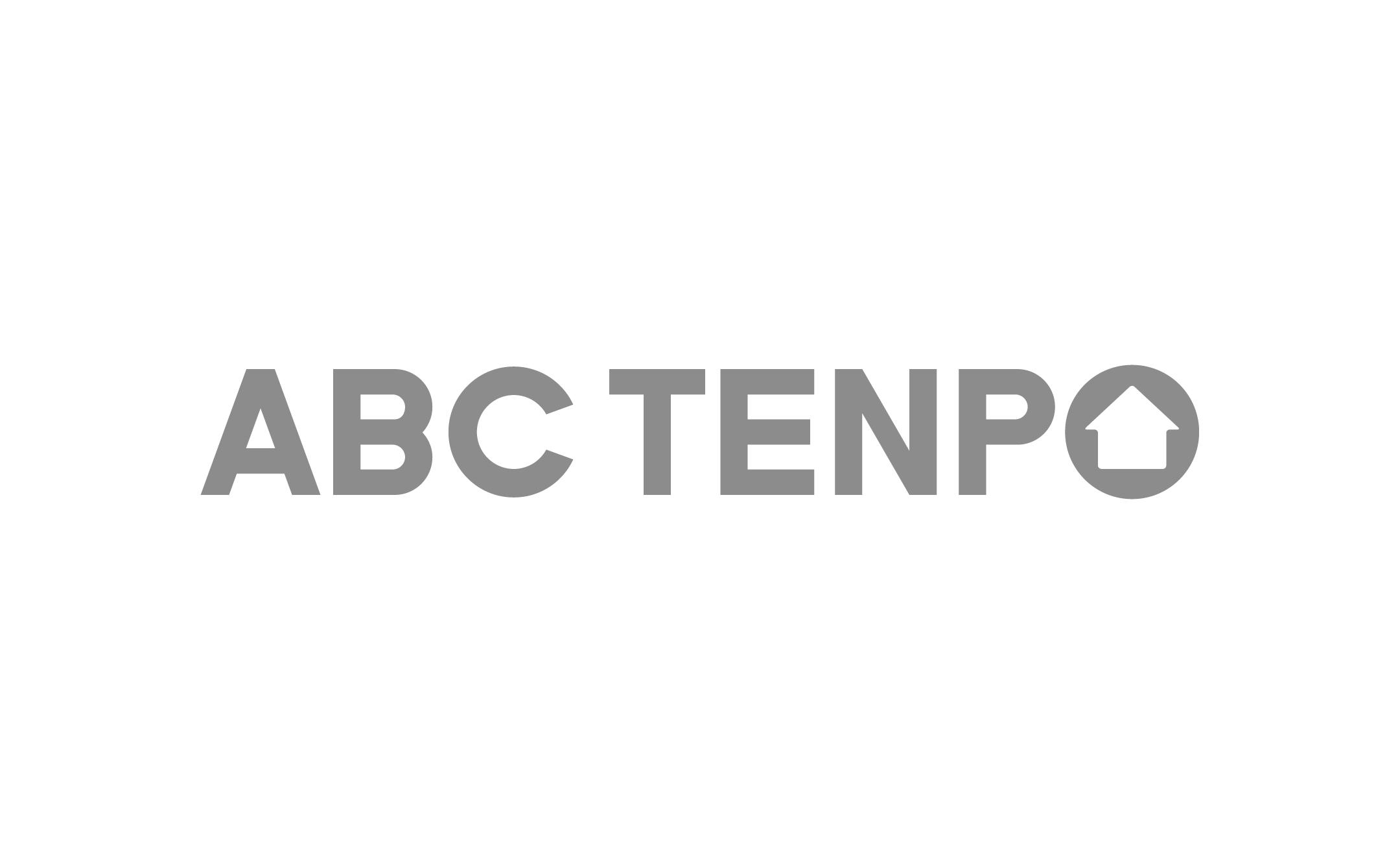 飲食店居抜き専門の不動産 ABC店舗 ロゴ