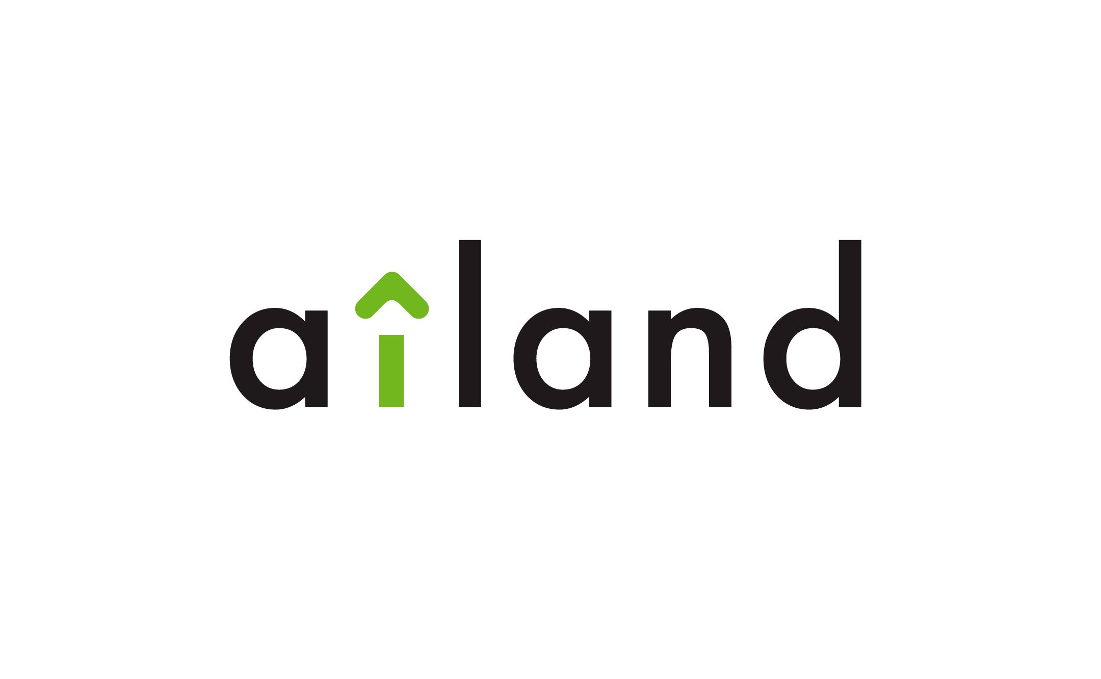 ライフスタイルメディアカンパニー ailand ロゴ制作