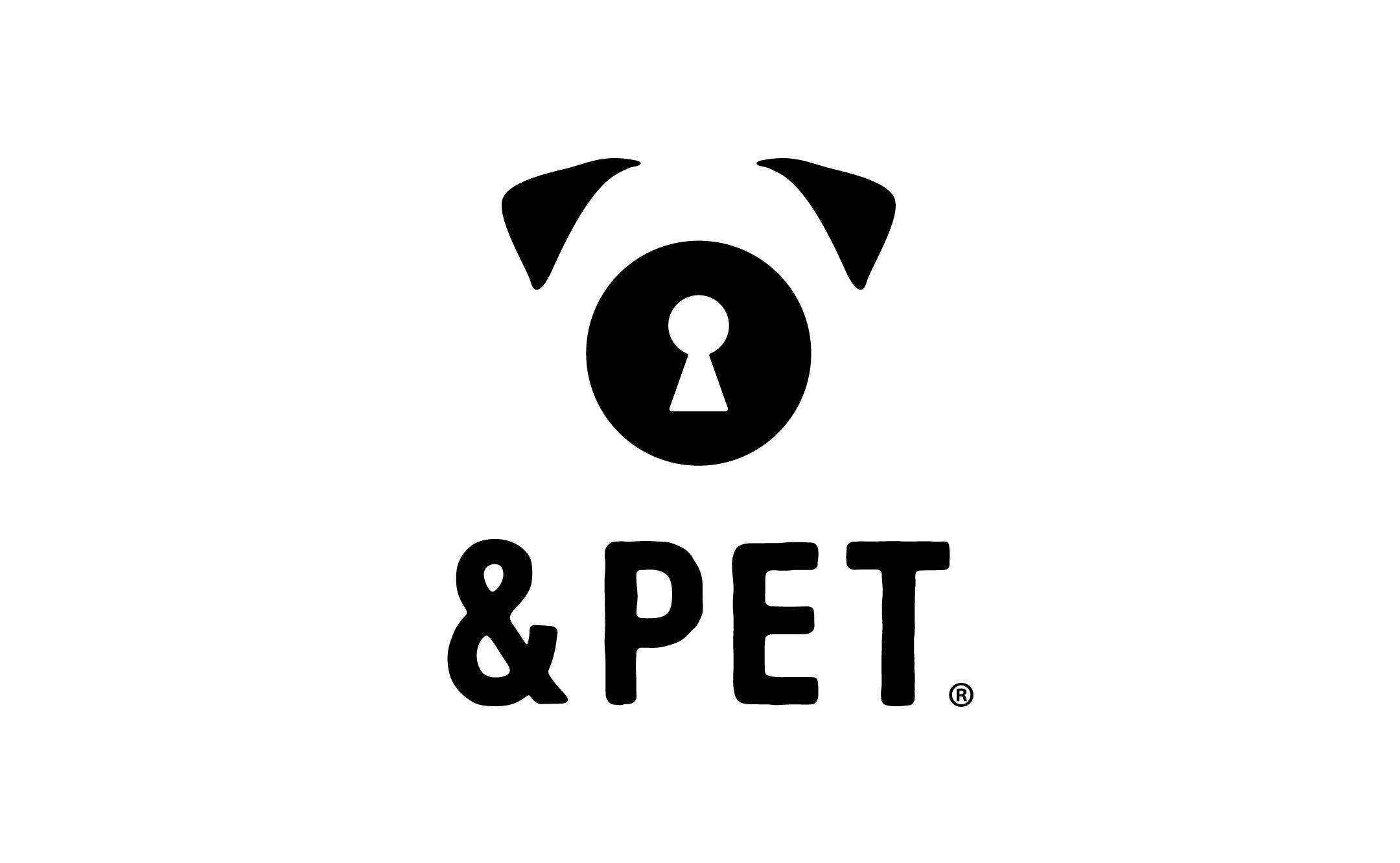 ペット専門の不動産屋 &PET ロゴ・ネーミング制作
