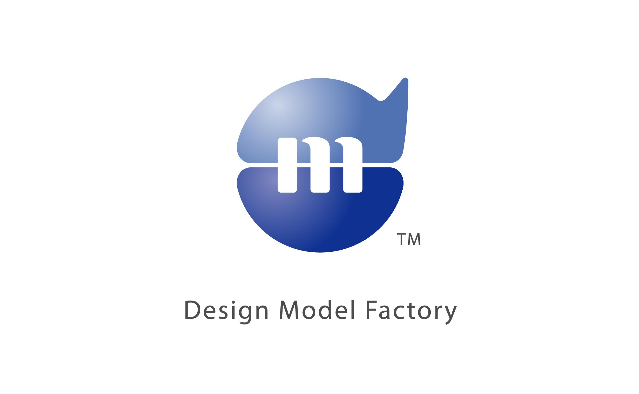 システム開発 デザインモデルファクトリィ ロゴ制作