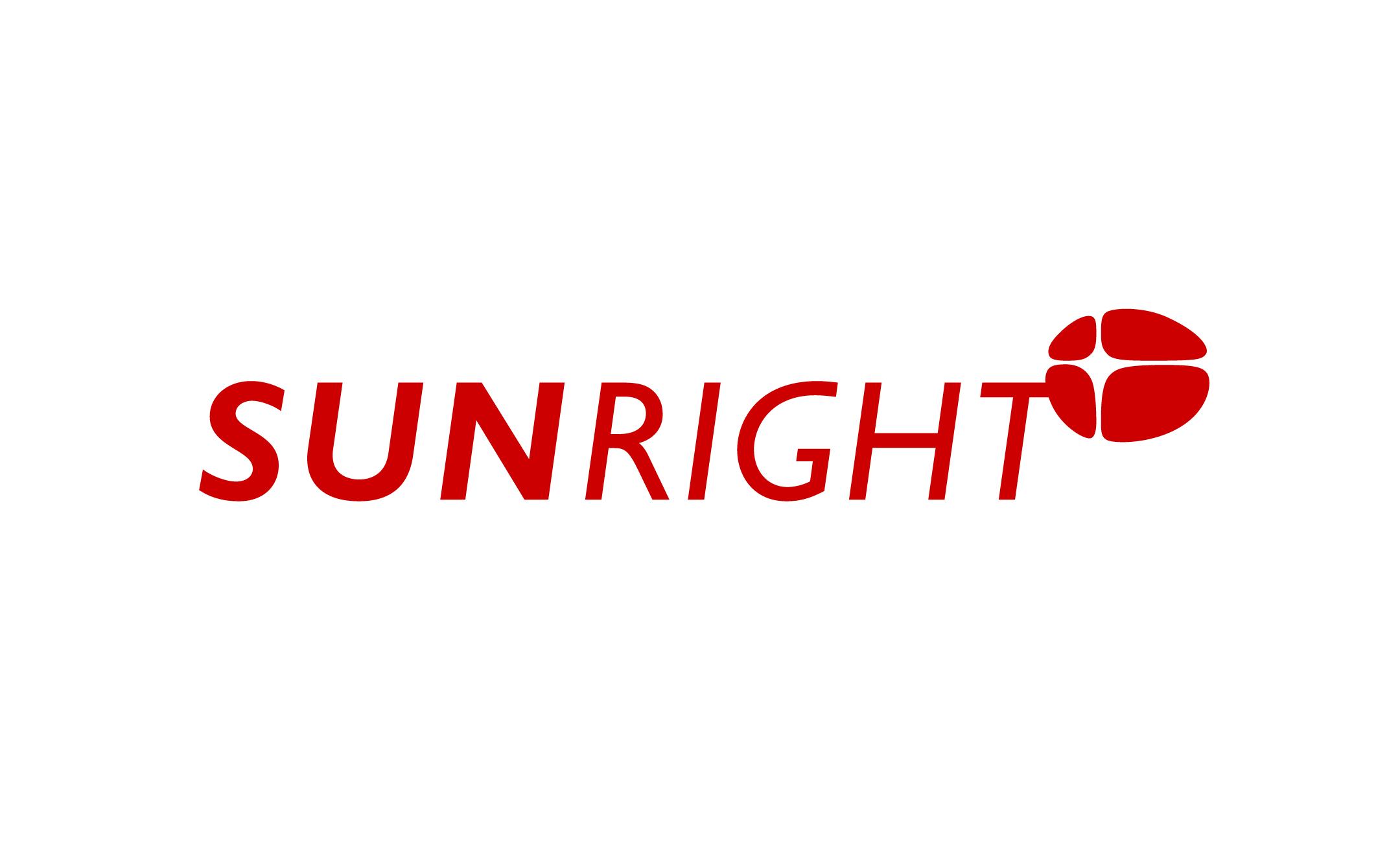 工事・施工 SUNRIGHT ロゴ制作