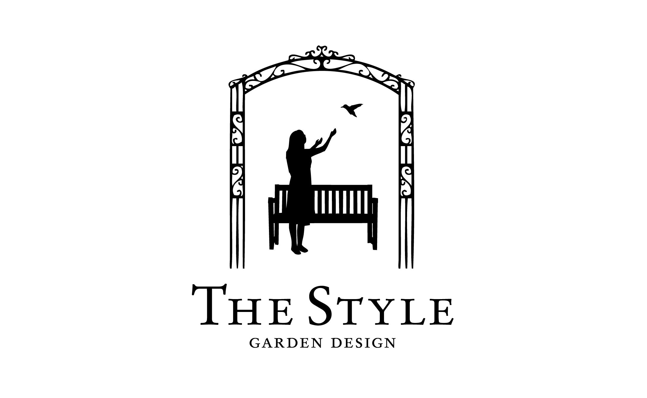 ザ・スタイル ガーデンデザイン ロゴ制作