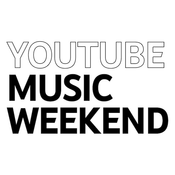 youtube music weekend